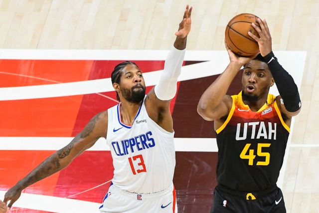 Clippers, Jazz trade wild swings in 117-111 Utah win in Game 2 - Clips  Nation