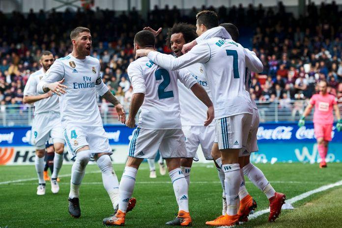 RealMadrid vsAthletic Bilbao