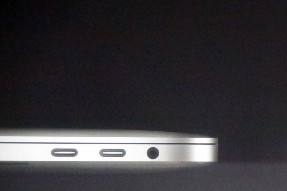 medium resolution of apple s new macbook pro has a headphone jack