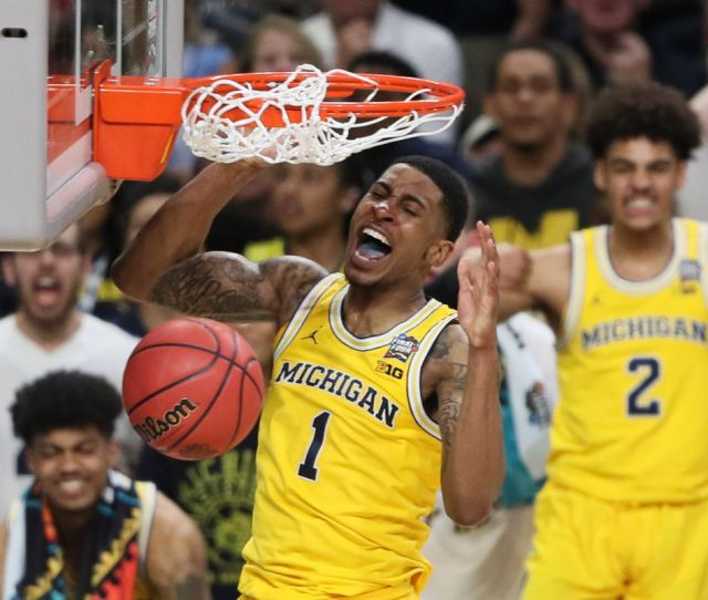 Michigan Basketball Made The National Title Without  Star Talent