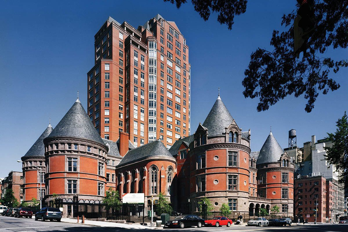 Live in the turrets of a Central Park West castle for $6M - Curbed NY