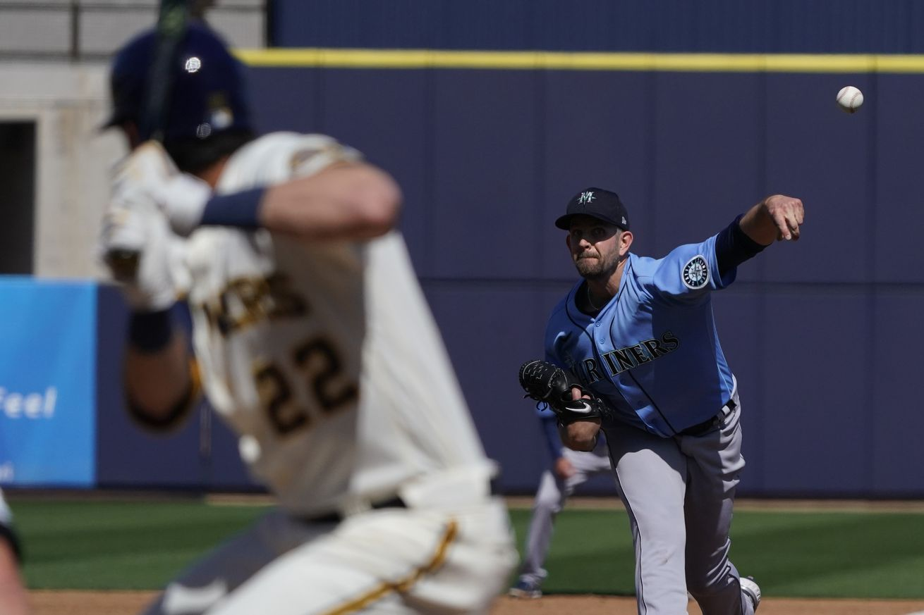 MLB: Seattle Mariners at Milwaukee Brewers