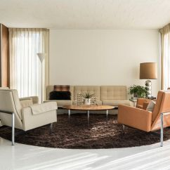 Modern Rug Ideas For Living Room Italian Design Tables And Tips How To Choose The Right One Curbed Of House Is White With Accent Walls Wood Veneer Midcentery