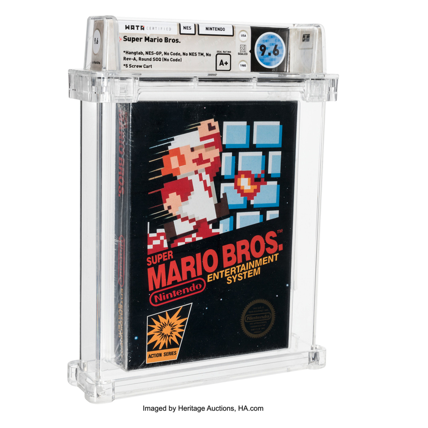 New super mario bros u online by familyiln. Sealed Super Mario Bros Sells For 660 000 Shattering Record For Most Expensive Game Ever The Verge