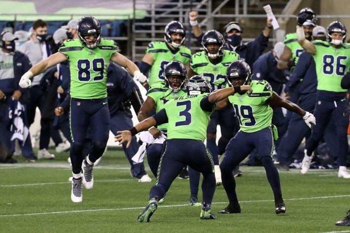 Seattle Seahawks start 5-0 for the first time in franchise history - Field Gulls