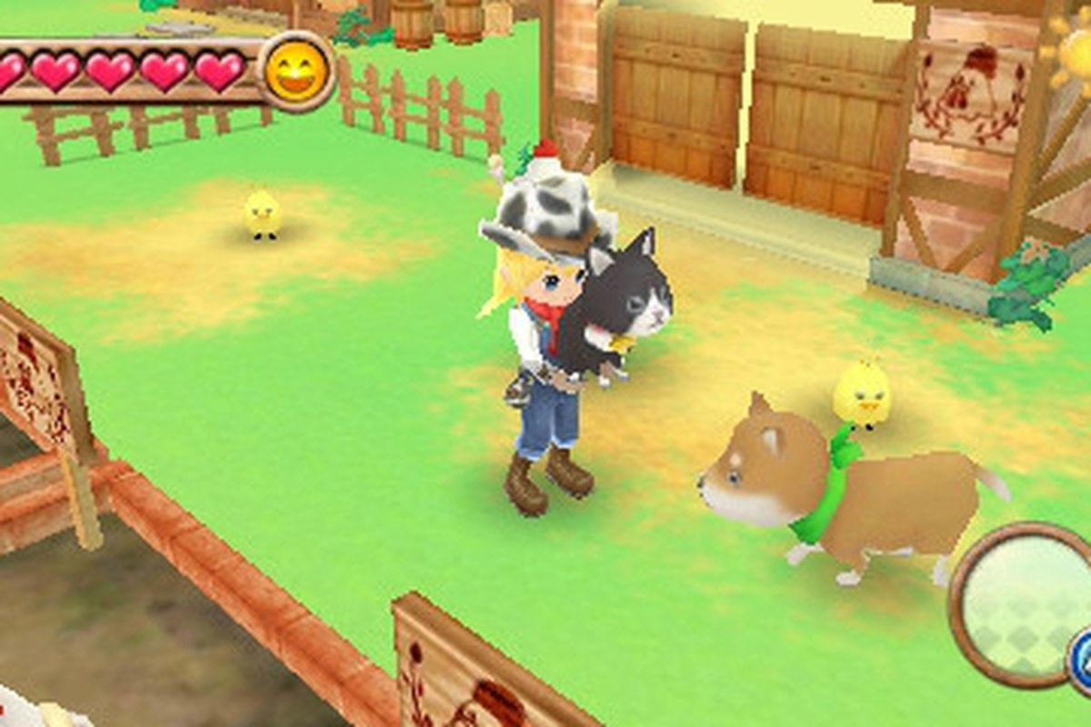 Harvest Moon A New Beginning coming to North America  Polygon