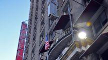 Downtown La Creepy Hotel Cecil City Landmark