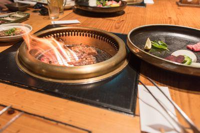 Ishigaki Beef BBQ in Ishigaki, Okinawa, Japan. 31JUL17 SCMP/Young Wang