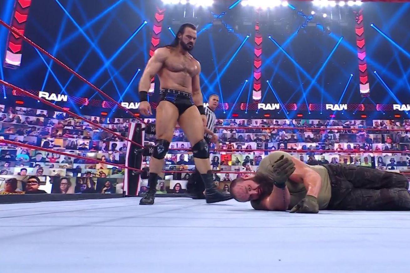 Raw recap & reactions: Flip the switch