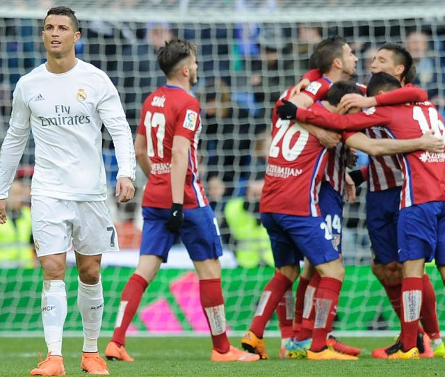 Champions League  Final Real Madrid Vs Atletico Madrid Date