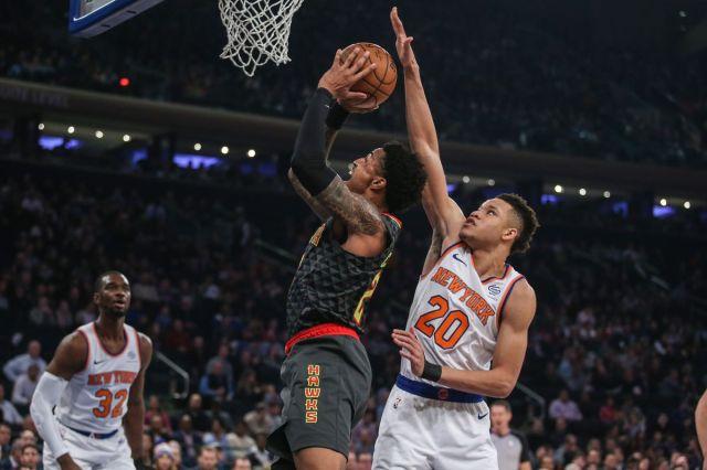 Game Thread: Atlanta Hawks vs. New York Knicks - Peachtree Hoops