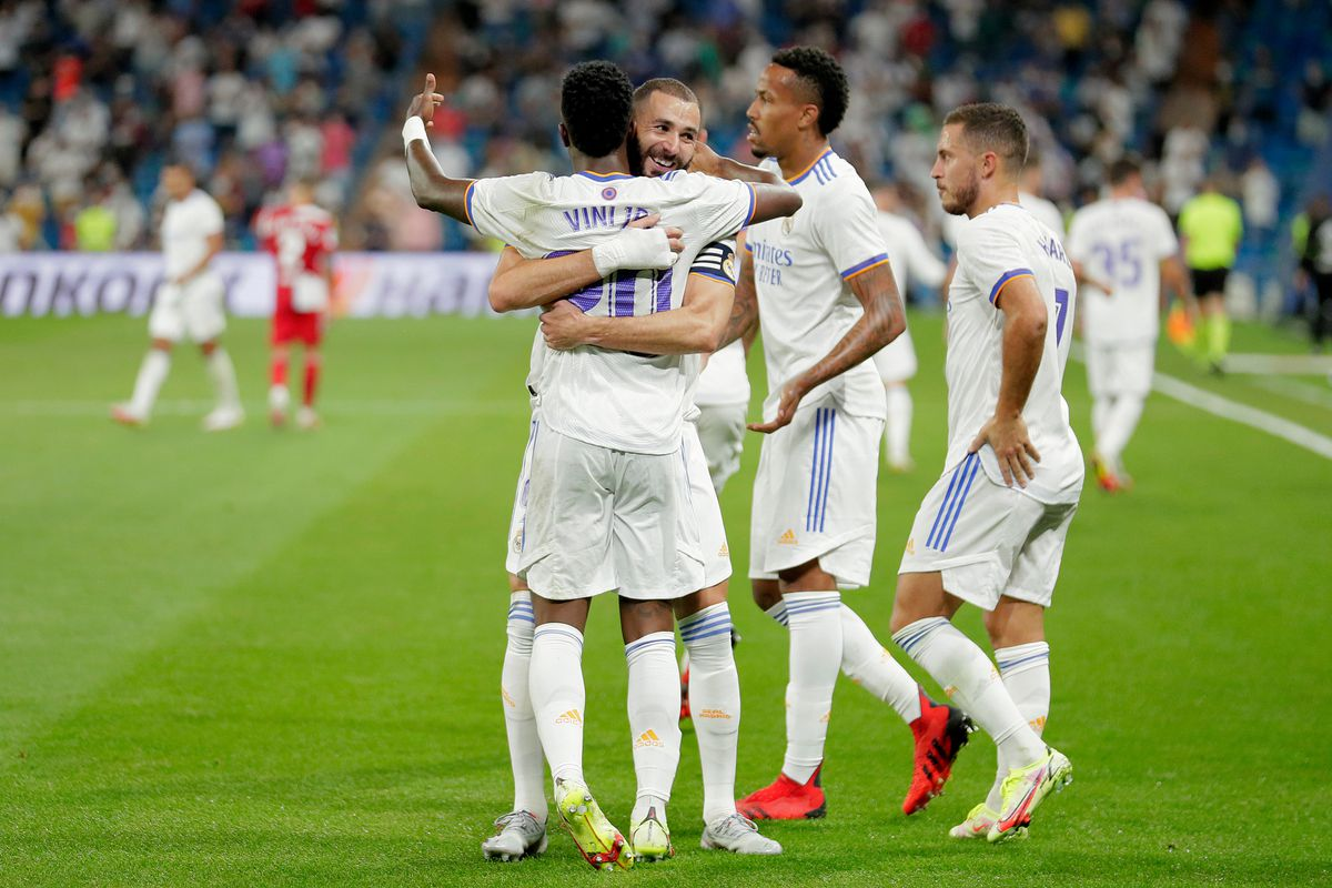 Real Madrid predicted lineup vs Valencia