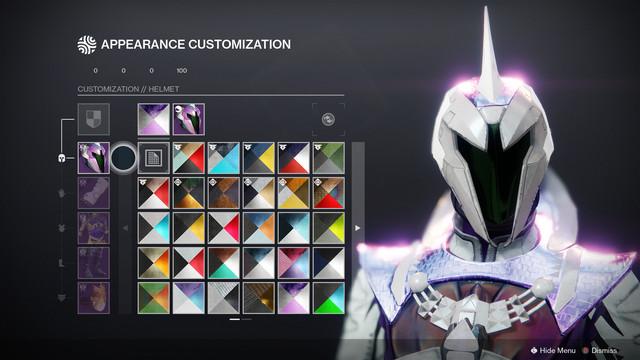 EN_2.0 Destiny 2 fans already hate Bungie's new armor Transmog system | Polygon