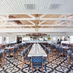 Farm Style Kitchen Table Open Island Malibu Takes Over Pier Restaurant As Chef ...