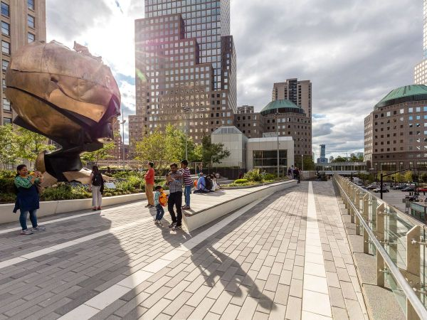Public Art In Nyc Sculpture Street And - Curbed Ny