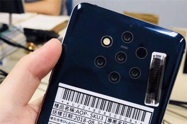 Image result for nokia 9.1