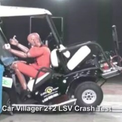 Golf Cart Accidents Interior Design Adjacency Diagram Watch The World 39s Most Hilarious Terrifying