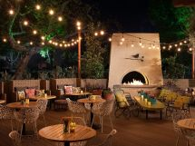 Outdoor Dining Restaurants In Los Angeles Spring 2018