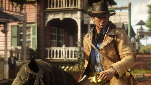 Image result for red dead redemption 2 recap