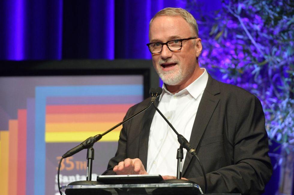 David Fincher speaks at 35th Santa Barbara International Film Festival