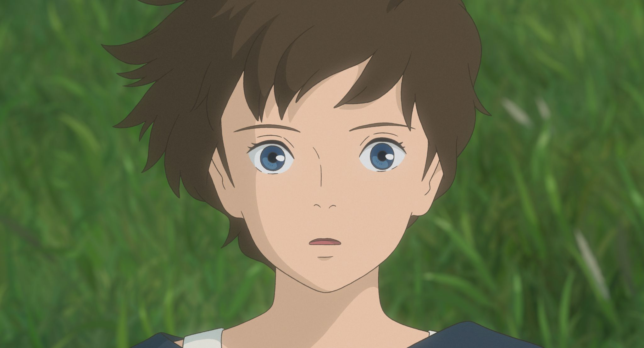 Anime Girl Wallpaper Depth Of Field When Marnie Was There Review Is This Studio Ghibli S Last