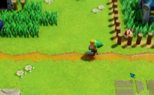 The Legend Of Zelda Link S Awakening Remake Coming To