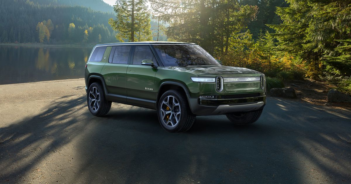 Rivian planning to install 10,000 EV chargers across the US and Canada by 2023