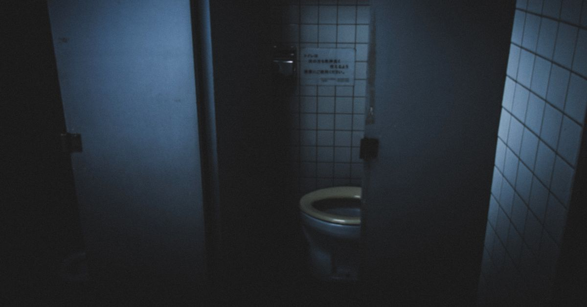 Toilets with Threatening Auras curates the best scary
