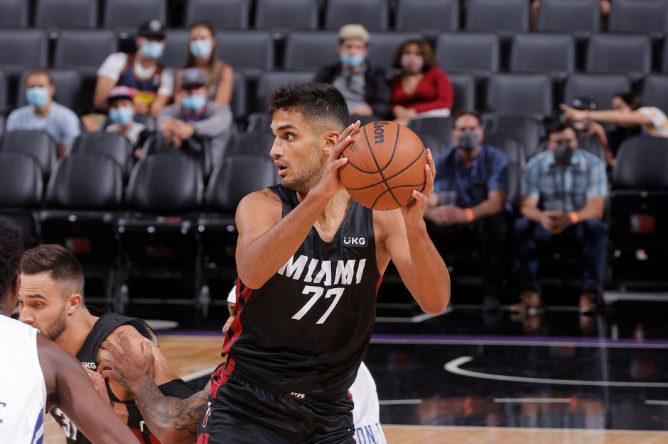Miami Heat ink center Omer Yurtseven to two-year deal - Hot Hot Hoops