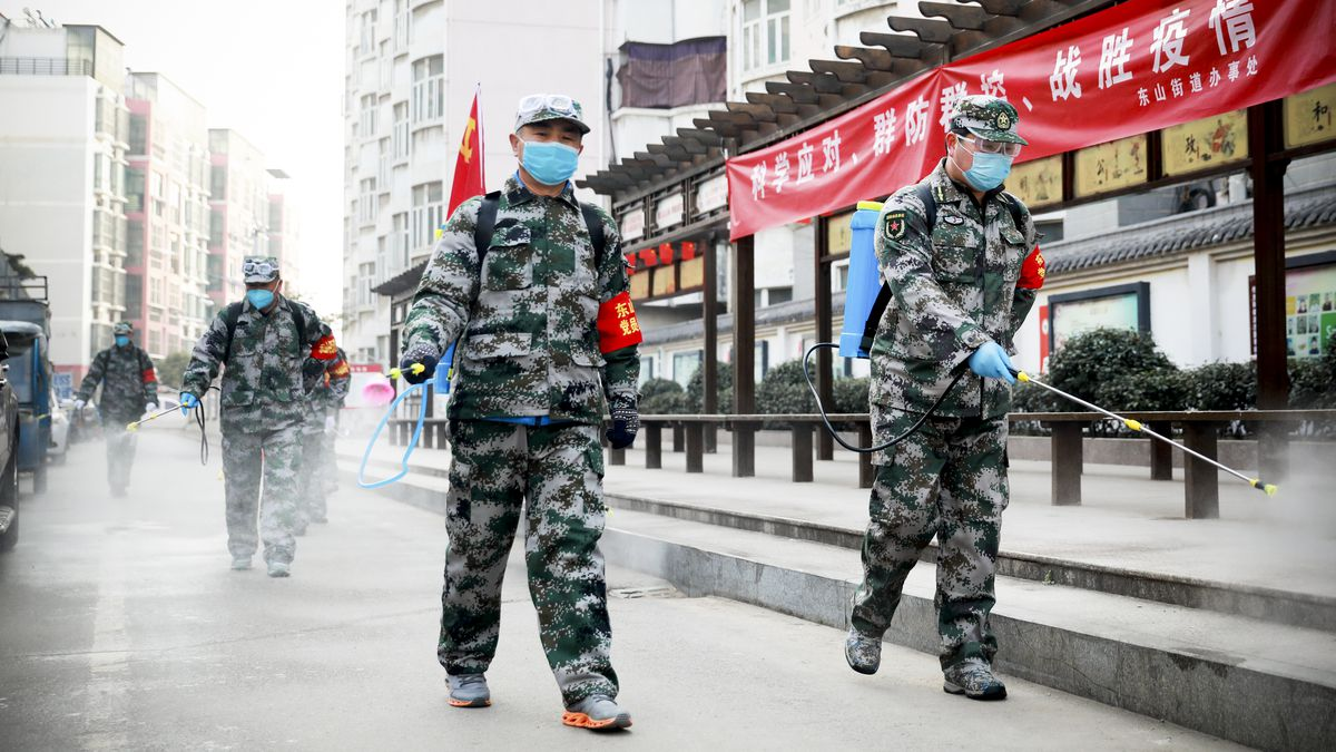 Coronavirus: China delayed reporting the outbreak and the WHO is ...