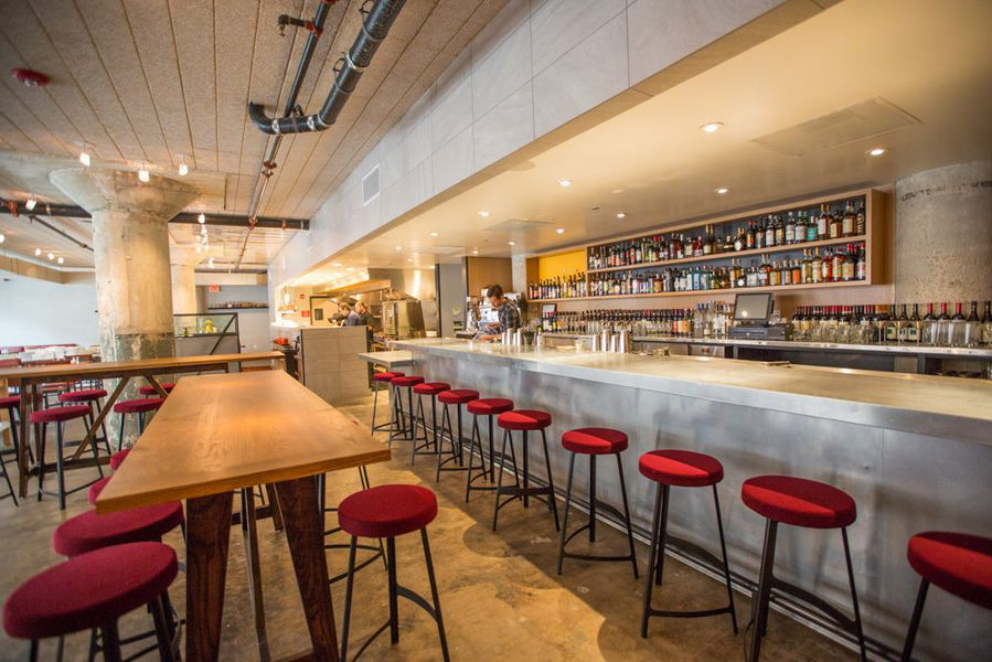 The Factory Kitchen a Casual Trattoria in the Arts District  Eater LA