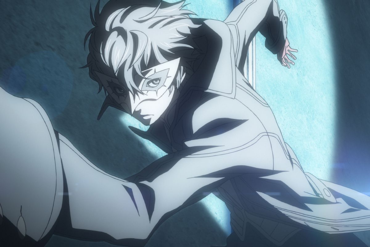 White Hair Anime Girl Hearts Wallpaper Persona 5 Guide 10 Tips For Your First 20 Hours Polygon