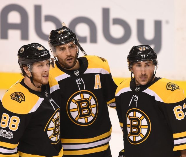 Fresh Links No Foolin Brad Marchand Defends Chirping Title