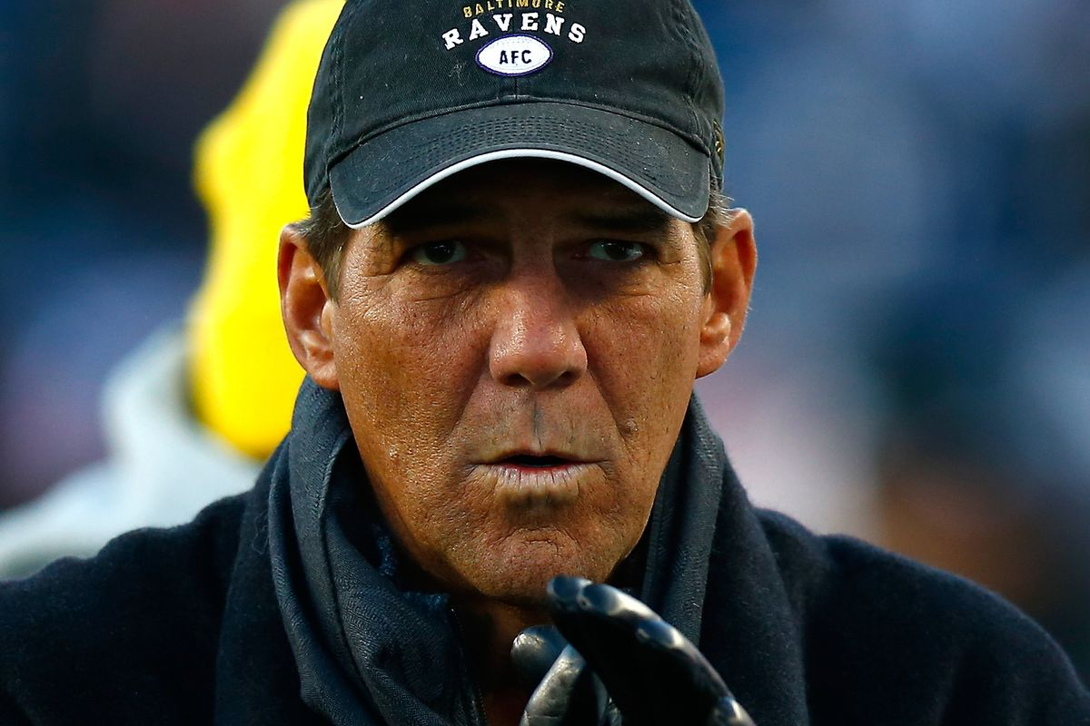 Steve Bisciotti Says The Ravens Priority Is Now On The