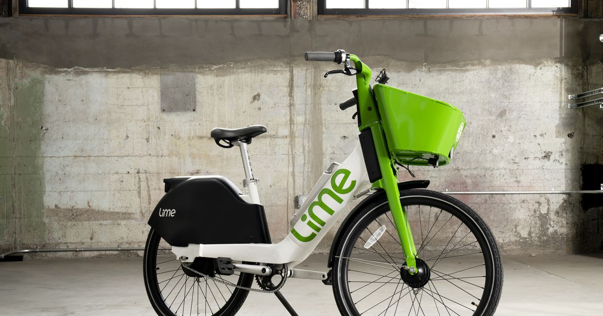Lime says it will spend  million on a huge e-bike expansion