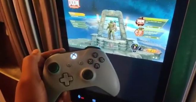 Here's Doom running on a Samsung fridge thanks to xCloud