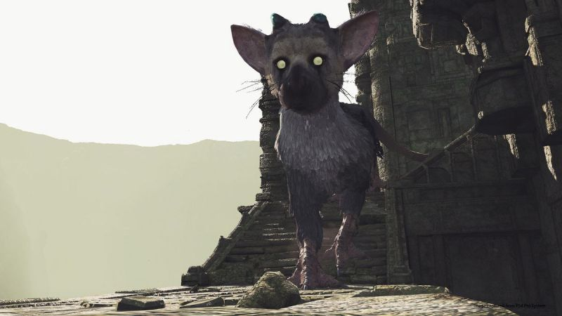 The Last Guardian VR