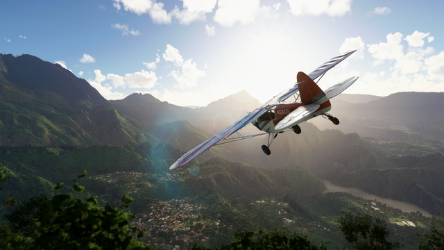 MSFS_Screenshots02.0 Xbox Game Pass adds Microsoft Flight Simulator, Blinx: The Time Sweeper in July   Polygon