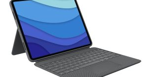 Logitech announces a cheaper Magic Keyboard alternative to the new iPad Pro