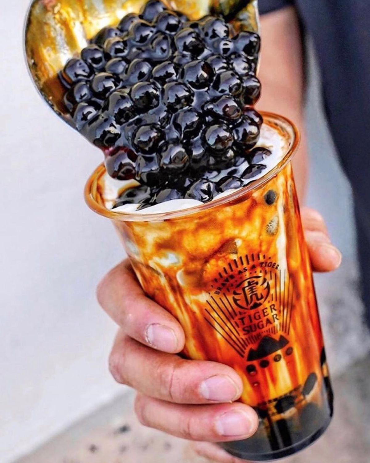From films such as coffy and dolemite, to hit shows like saints and sinners, it's a black explosion of hot chicks, cool cats and cult classics. Tiger Sugar Brings Wildly Instagrammable Brown Sugar Boba ...