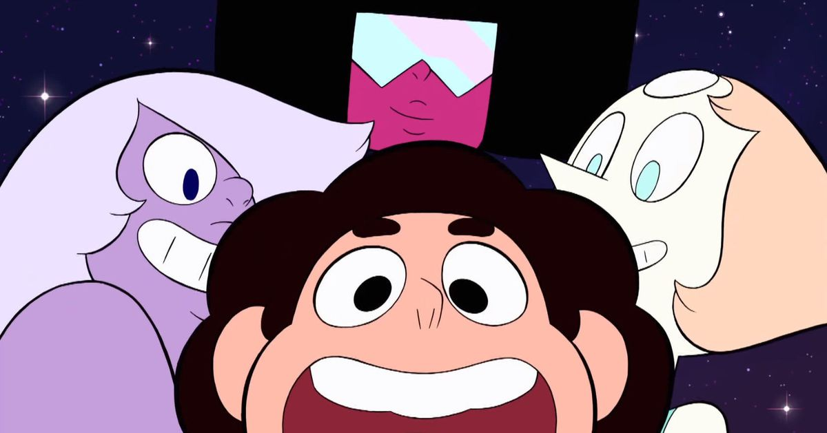 Fall Be Kind Wallpaper Steven Universe S Next Mobile Rpg Has You Tapping Monsters