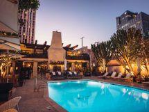 Hotel Pools In Los Angeles - Curbed La