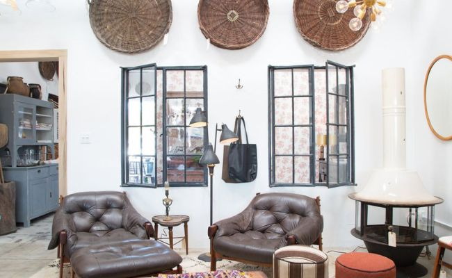 The Best Design And Furniture Stores In La Mapped Curbed La