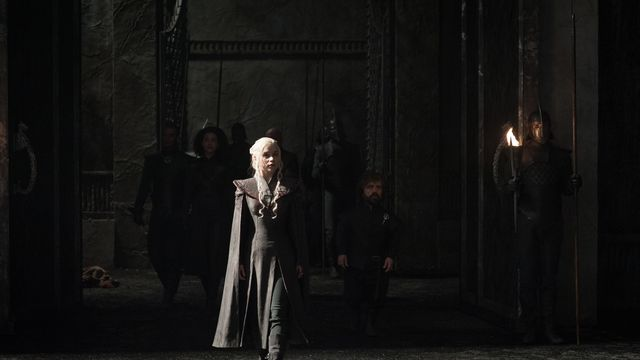 Game Of Thrones Newest Episode Brought Up Ominous