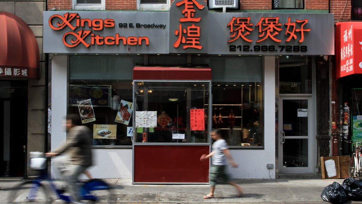 Chinatowns Kings Kitchen Proves Cantonese Is Back in