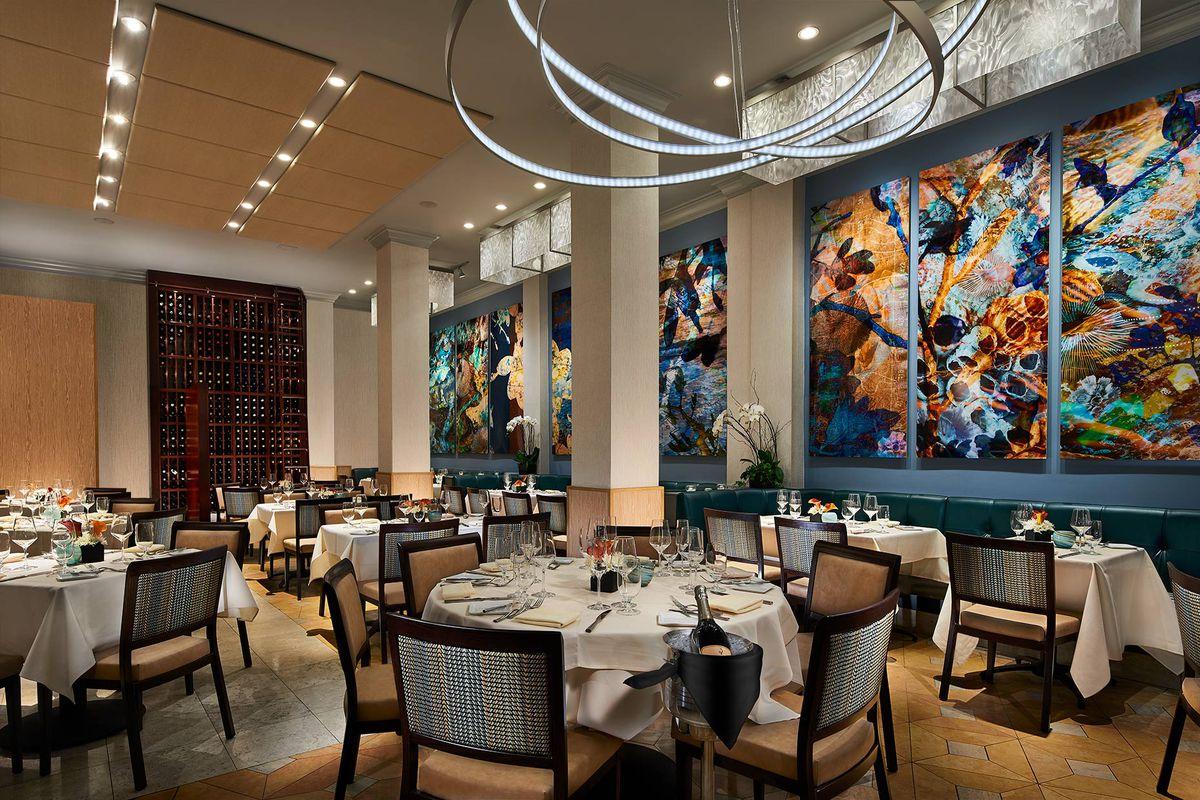 NineTen Restaurant Revamps in La Jolla  Eater San Diego