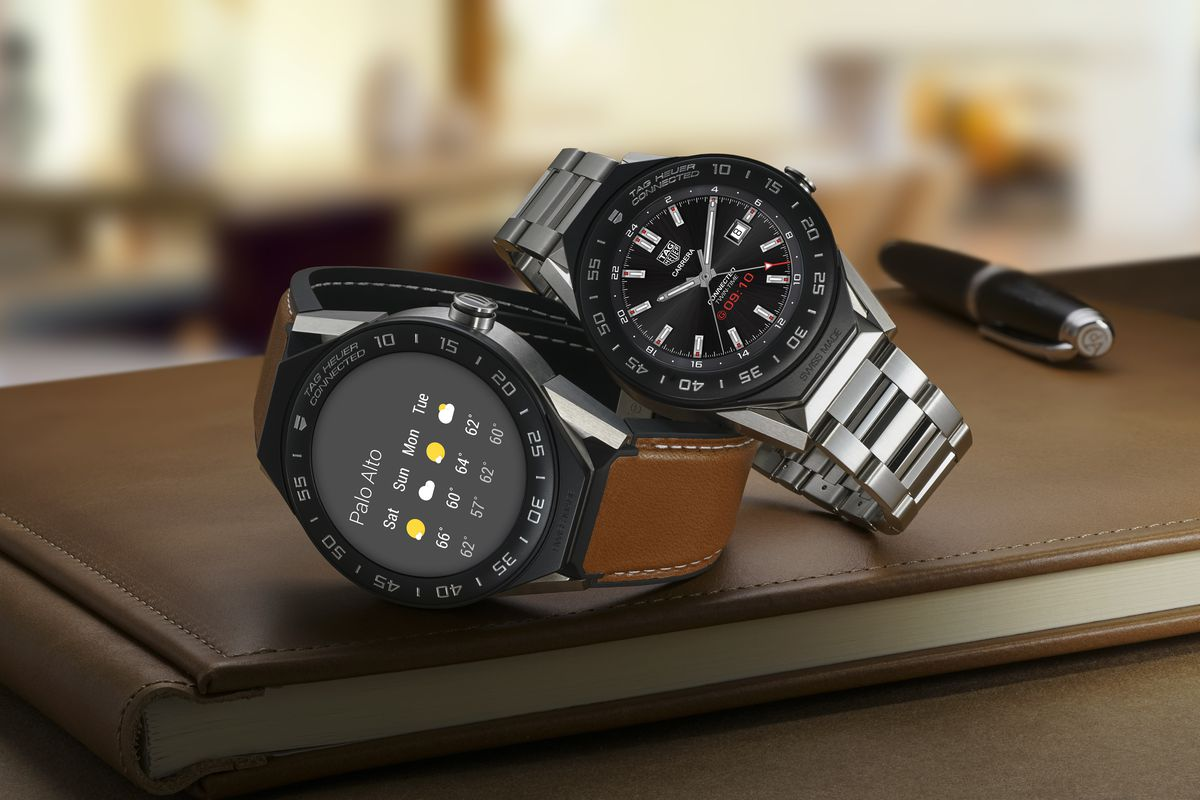 Tag Heuer's Latest Smartwatch Is Smaller And Features
