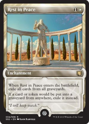 Image result for rest in peace mtg gideon