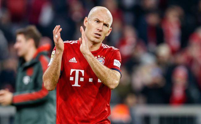 Bayern Munich S Arjen Robben Should Join The Philadelphia