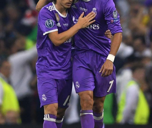 Juventus V Real Madrid Uefa Champions League Final